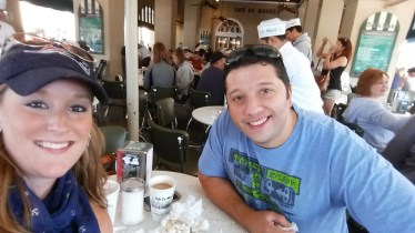 Cafe Du Monde with my love!