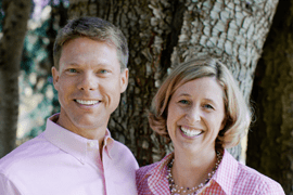 Carrie and Jens Hillen, Owners and Co-Presidents