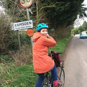 Cycle route planning