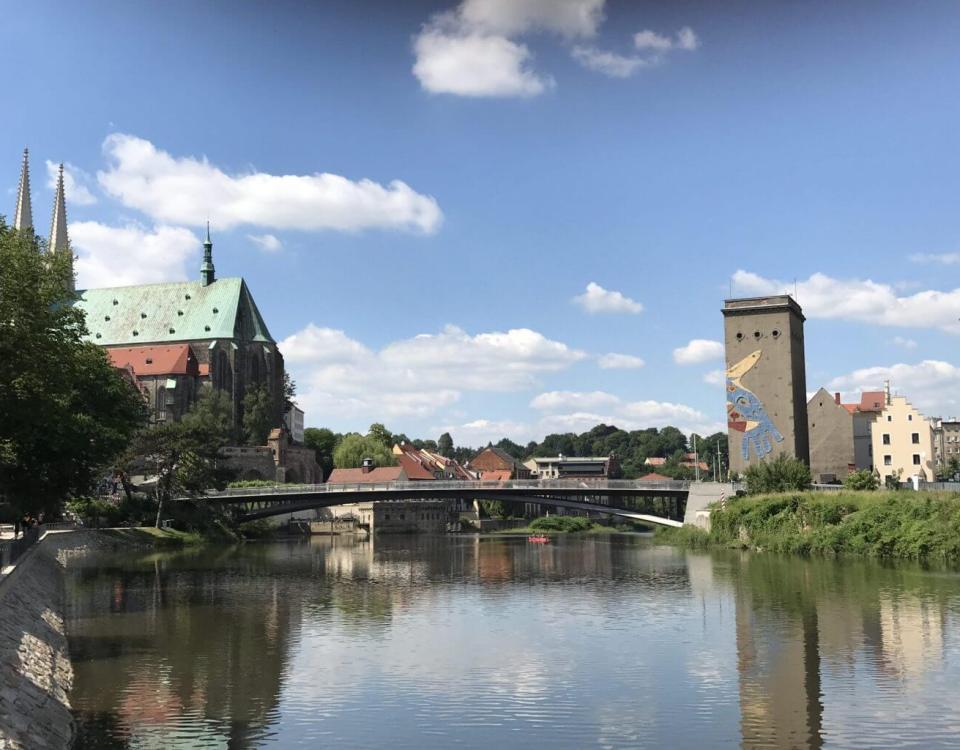 Altstadtbruecke Goerlitz-Zgorzelec