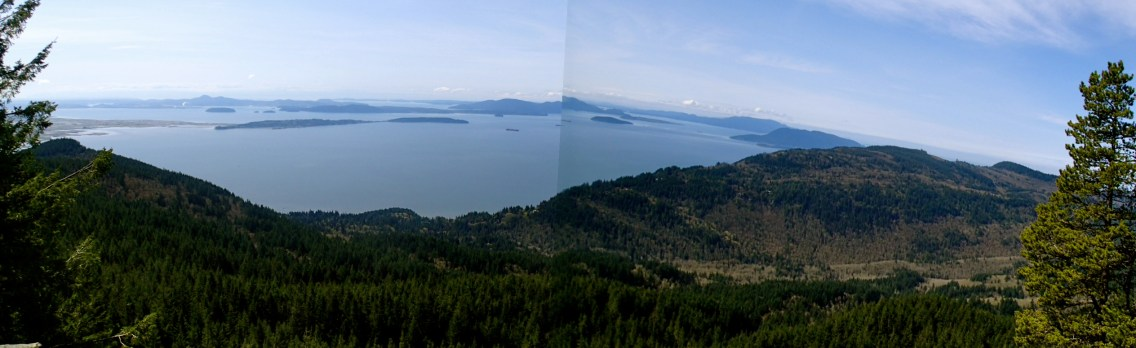 Best panoramic was able to do this day