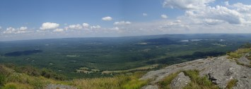 View from Brave Mt!