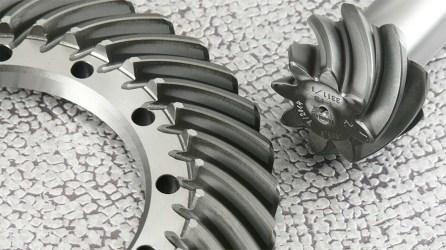 Kegelradsatz spiralverzahnt ohne Achsversatz – Ferrari 250