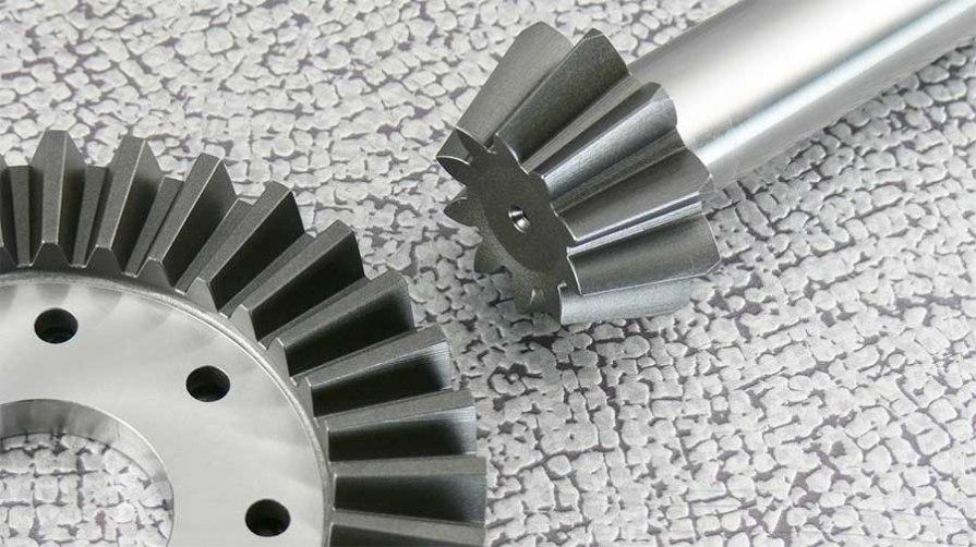 Kegelradsatz geradverzahnt ohne Achsversatz – Multi Union