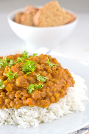 Curries on Rice