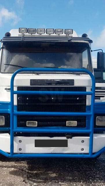 Diesel Tractor Trailer