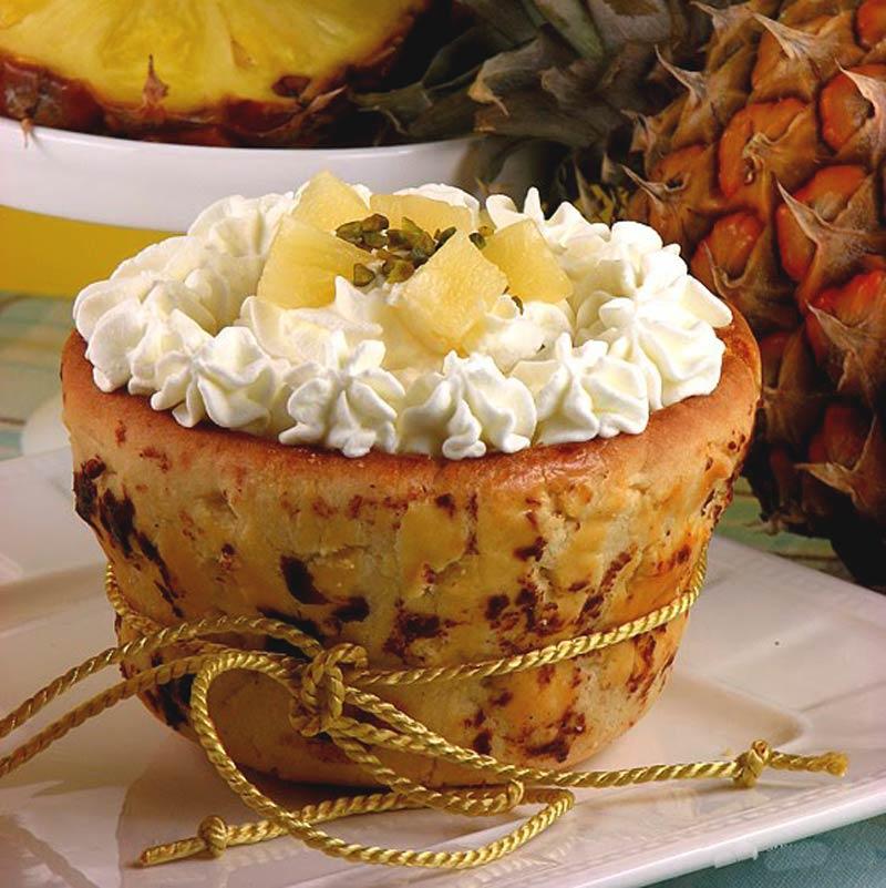 Ananas košarice