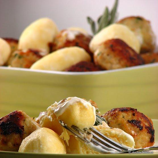 Zuni Ricotta Gnocchi i okruglice od piletine