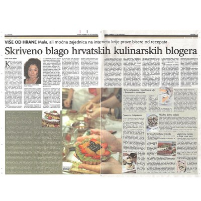 Skriveno blago hrvatskih kulinarskih blogera