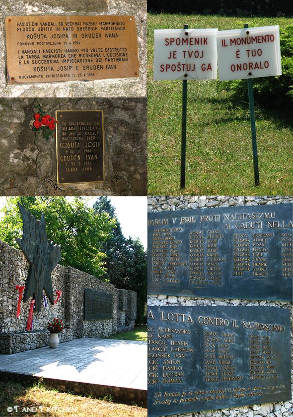 spomenik palim borcima protiva fašizma