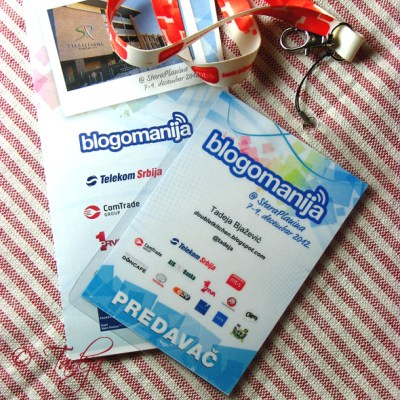 Blogomanija 2012. – Stara planina