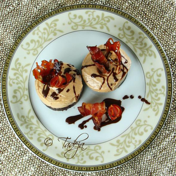 Čoko-karamel mousse špek tortice ili Slatki gušti