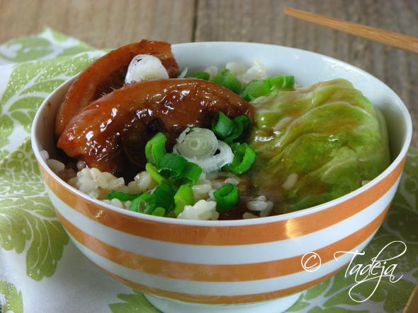Glazirano carsko meso - Dong Po Rou