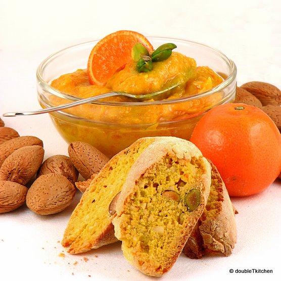 krema od usecerenih korica mandarina