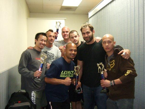 Amir Rahnavardi led Lawrence Tsang, Mike Orlandella, and Dustin Mueller to victorious debuts.