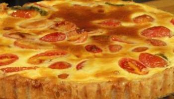 Challenge To Bake A Savoury Tart