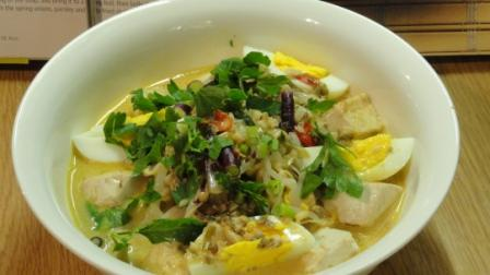 Laksa Lemak in answer to Friday's Food Quiz Number 36
