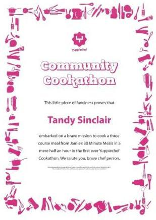 """Community Cookathon"""