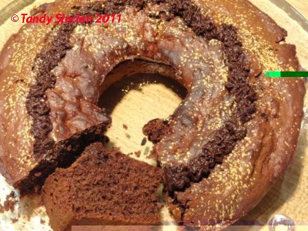 Sim B's Chocolate Cake