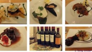 Vergenoegd Gourmet Evening At Pomegranate Restaurant