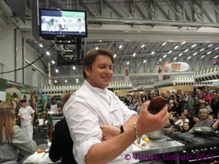 Master Class With James Martin