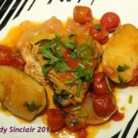 Recipe For Chicken Tagine