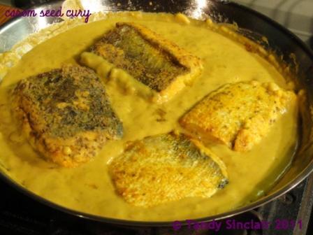 Carom Seed Curry