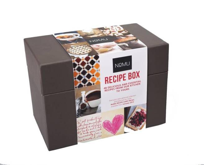 NoMU recipe box Interview With Tracy Foulkes