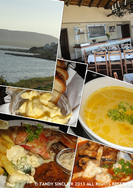 """The Harbour Lights Restaurant, Breede River"""