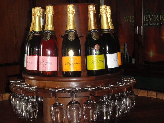 The Philip Jonker Brut Cap Classique Collection