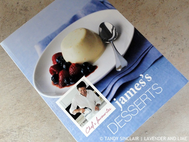 James's Desserts James Martin
