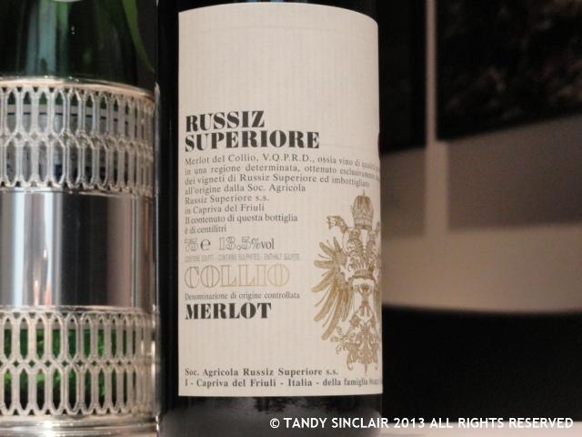 The Wine We Drank At Osteria Francescana