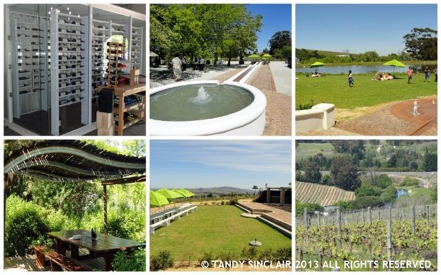 Warwick Wine Estate A Weekend In The Winelands
