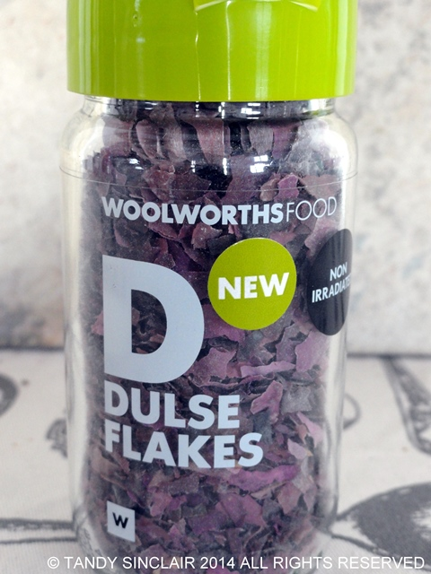 dulse flakes In My Kitchen July 2014