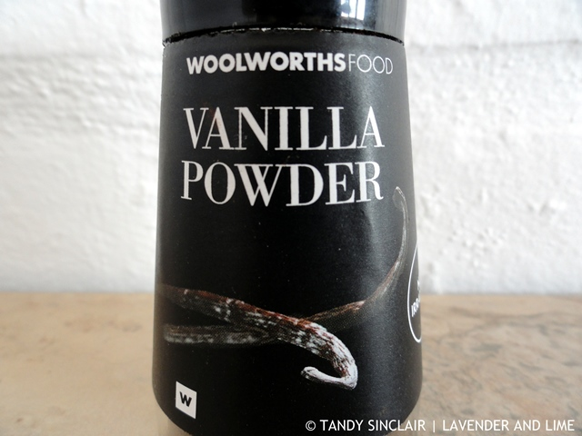 Vanilla Powder February 2015
