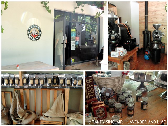 The Coffee Roasting Co. Out And About: Friday 15 May 2015