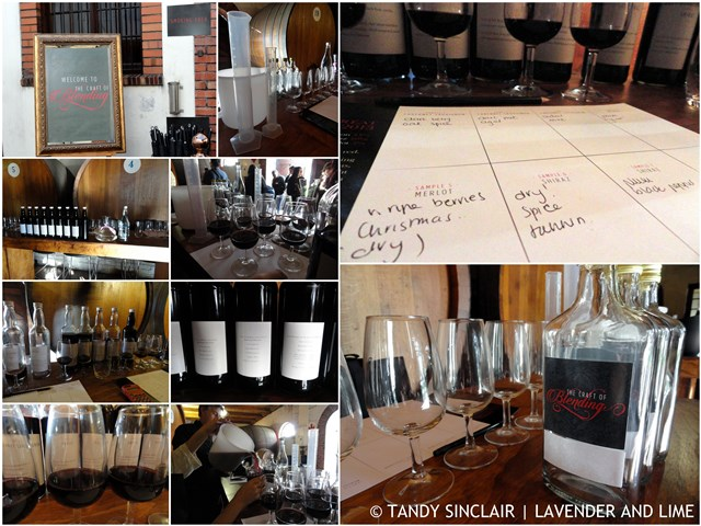 Zonnebloem Wines Lauréat Blending Event