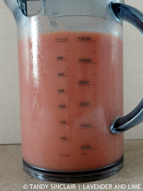 Guava Juice In My Kitchen July 2015