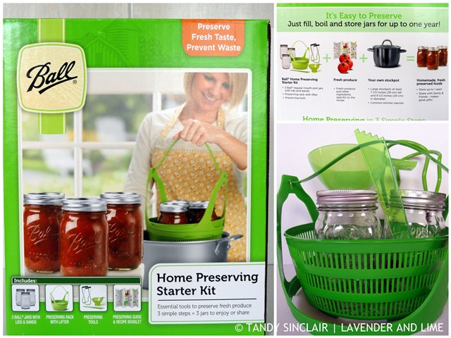 Ball® Home Preserving Starter Kit