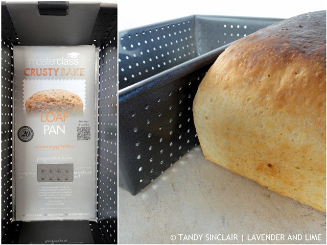 Crusty Bake Loaf Pan In My Kitchen December 2015