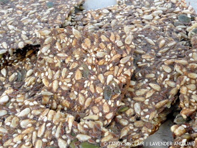 Mixed Seed Crackers