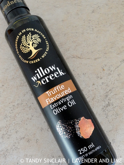 Willow Creek Truffle Flavoured Olive Oil In My Kitchen December 2015