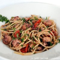 Recipe For Octopus Spaghetti