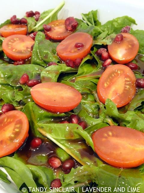 Pomegranate Dressing