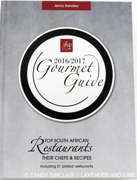 JHP Gourmet Guide 2016/2017