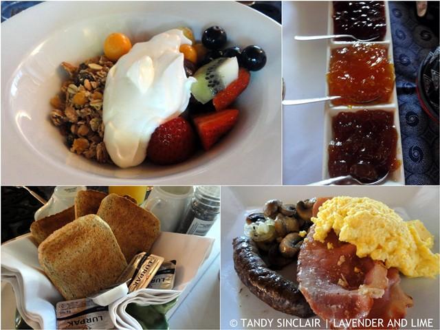 My Breakfast At Augusta Kleinbosch