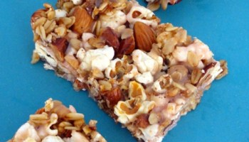 Oat And Nut Bars
