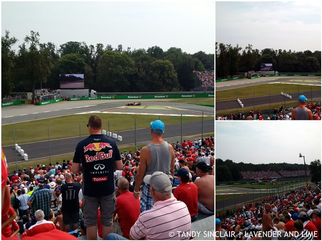 Our View Of The Monza Formula 1 Race