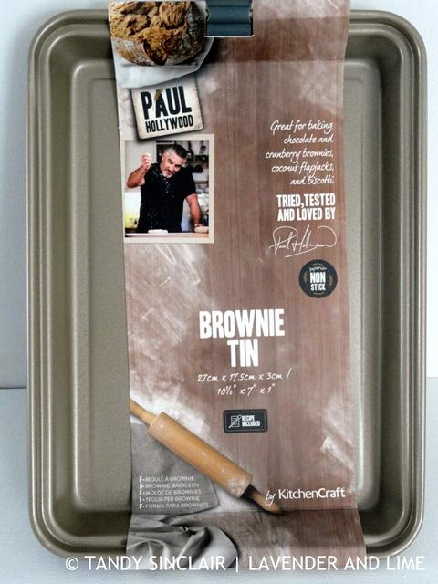 Brownie Tin