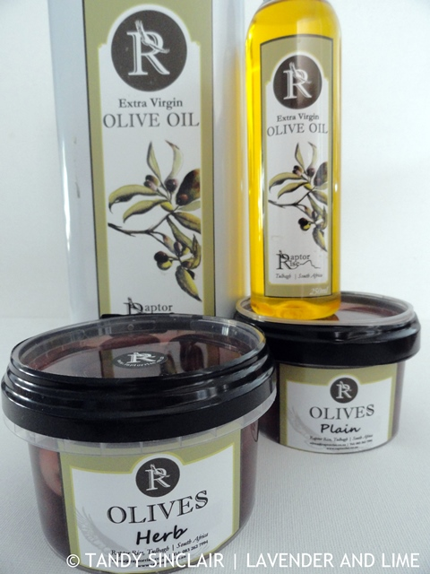 Raptor Rise Olives and Olive Oil
